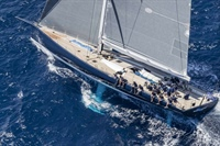 SAUDADE E MAGIC CARPET CUBED Vincono la  LORO PIANA SUPERYACHT REGATTA