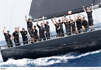 PRÁN RACING VINCE LA AUDI SAILING WEEK - 52 SUPER SERIES dello Yacth Club Costa Smeralda
